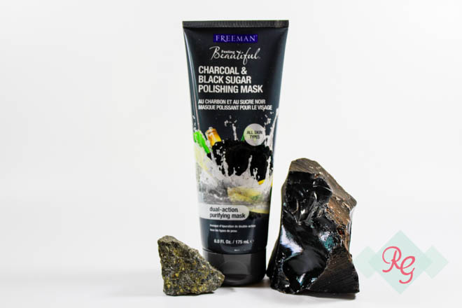 freeman charcoal black sugar polishing mask отзывы